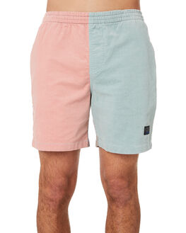 PINK MENS CLOTHING STUSSY SHORTS - ST092615PINK