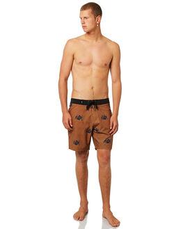 MUSTARD MENS CLOTHING AFENDS BOARDSHORTS - M184300MUS
