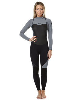TRUE BLACK SURF WETSUITS ROXY STEAMERS - ERJW103014KVJ0