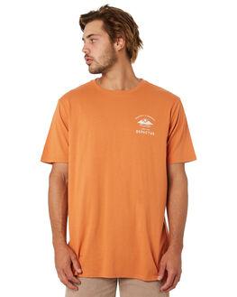 OCHRE MENS CLOTHING DEPACTUS TEES - D5202002OCHRE