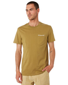 BAMBOO MENS CLOTHING MCTAVISH TEES - MS-19T-04BAMB