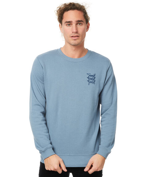CADET BLUE MENS CLOTHING SWELL JUMPERS - S5174443CADBL