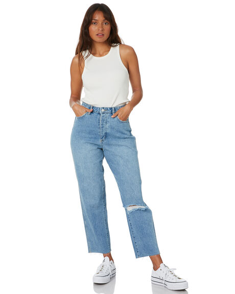 RADIATE WOMENS CLOTHING LEE JEANS - L-656826-NL4