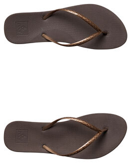 COCOA WOMENS FOOTWEAR REEF THONGS - A2YFKCOCO