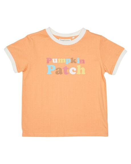 PEACH KIDS GIRLS PUMPKIN PATCH TOPS - 20TG8002TPCH