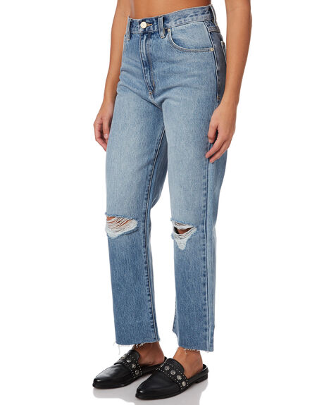THE RIP OUTLET WOMENS A.BRAND JEANS - 71164TRIP