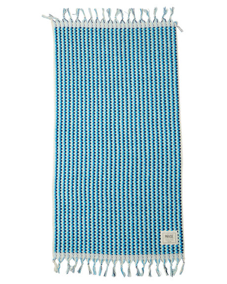 WATER WOMENS ACCESSORIES MAYDE TOWELS - 17ELEMWTRWTR