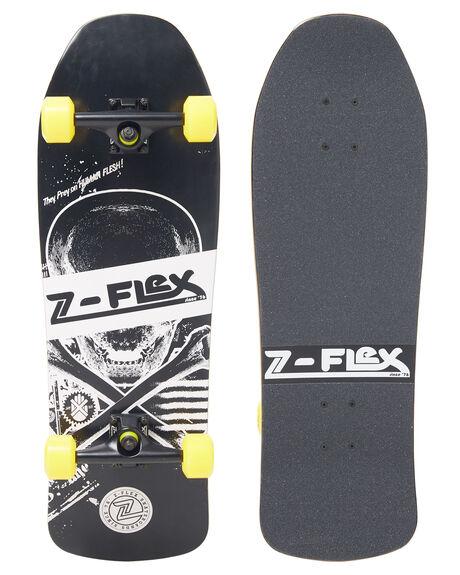 BLK SKATE COMPLETES Z FLEX  - ZFX04330BLK