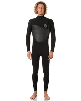 BLACK SURF WETSUITS RIP CURL STEAMERS - WST6PF0090