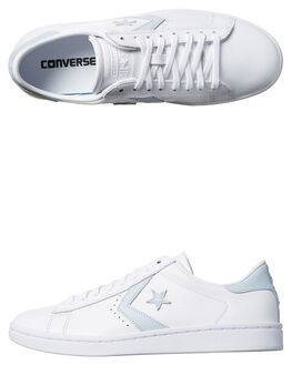 WHITE PORPOISE WOMENS FOOTWEAR CONVERSE SNEAKERS - 555932WPW
