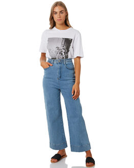 WHITE WOMENS CLOTHING THE FIFTH LABEL TEES - 402001126-12WHT