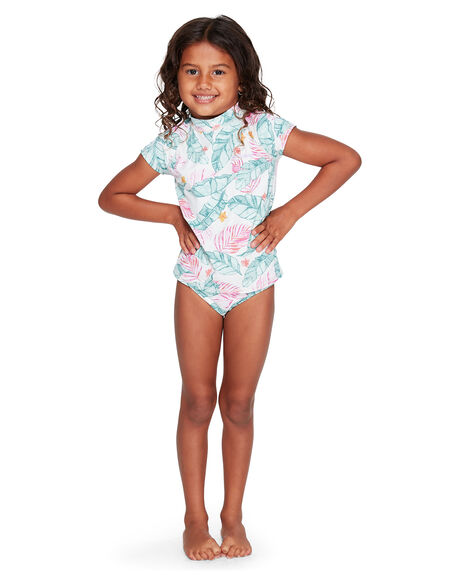 MULTI KIDS GIRLS BILLABONG SWIMWEAR - BB-5792011-MUL