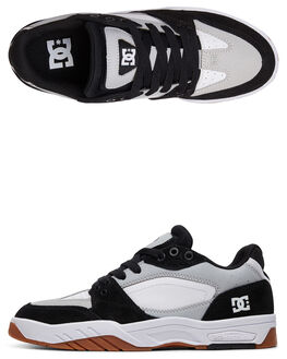 GREY/BLACK/WHITE MENS FOOTWEAR DC SHOES SNEAKERS - ADYS100473-XSKW
