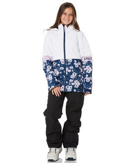 WHITE BOARDSPORTS SNOW NIKITA KIDS - NKGJLIN-WLDWLD