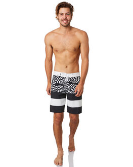 WARP CHECK MENS CLOTHING VANS BOARDSHORTS - VNA3HBOUVDWARP