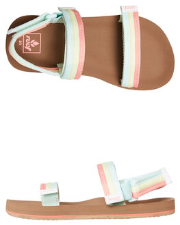 RAINBOW KIDS GIRLS REEF FOOTWEAR - A3VDGRAI