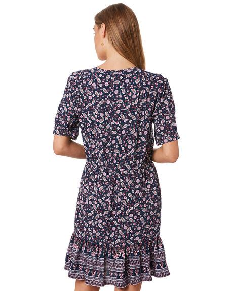 NAVY WOMENS CLOTHING THE HIDDEN WAY DRESSES - H8201458NAVY