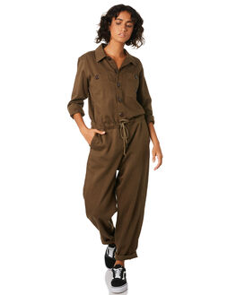TARMAC WOMENS CLOTHING ELEMENT PLAYSUITS + OVERALLS - 296886TAR