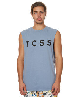 ICE MENS CLOTHING THE CRITICAL SLIDE SOCIETY SINGLETS - AST1720ICE