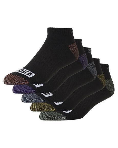 ASSORTED MENS CLOTHING GLOBE SOCKS + UNDERWEAR - GB71629008ASS