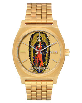 GOLD JESSEE MENS ACCESSORIES NIXON WATCHES - A0452896