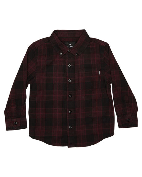 RED KIDS BOYS ST GOLIATH TOPS - 2813021RED