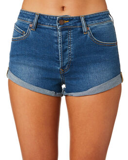 BLUE OUTLET WOMENS VOLCOM SHORTS - B1931977MBW