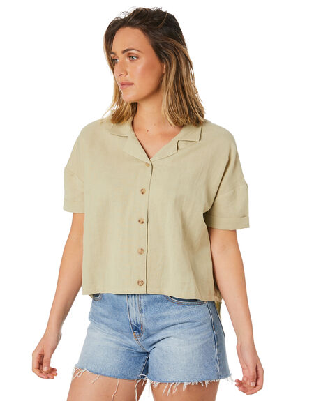 PISTACHIO WOMENS CLOTHING SWELL FASHION TOPS - S8211169PSTIO
