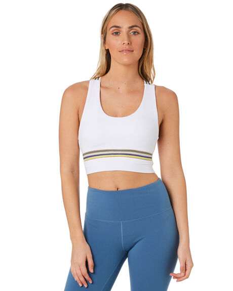 WHITE WOMENS CLOTHING LORNA JANE ACTIVEWEAR - 111971WHT