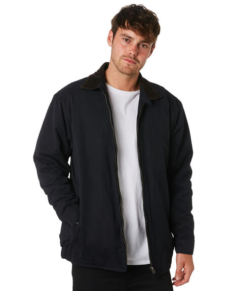 ARGON BLUE MENS CLOTHING GLOBE JACKETS - GB01937010ARGBL