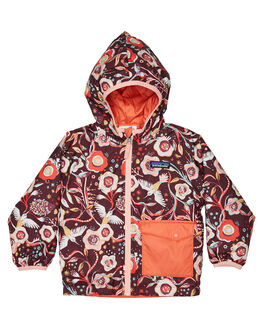 BEE EATERS AND VINES KIDS GIRLS PATAGONIA JUMPERS + JACKETS - 60189BEVD