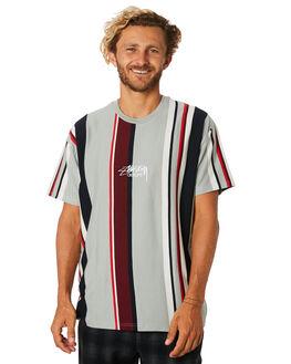 SAGE MENS CLOTHING STUSSY TEES - ST096120SAGE