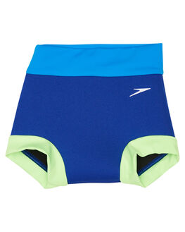 AZURE BRASIL GREEN KIDS BABY SPEEDO CLOTHING - 72Z68-6735