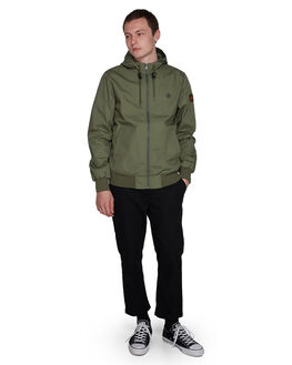SURPLUS MENS CLOTHING ELEMENT JACKETS - EL-107460-S87