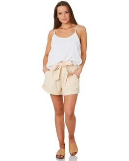 NATURAL OUTLET WOMENS RIP CURL SHORTS - GWAER10031