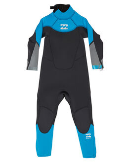 TURQUOISE SURF WETSUITS BILLABONG STEAMERS - 7773700TURQ