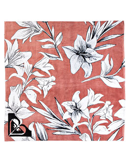 WITHERED ROSE LILY WOMENS ACCESSORIES ROXY TOWELS - ERJAA03490MMG6