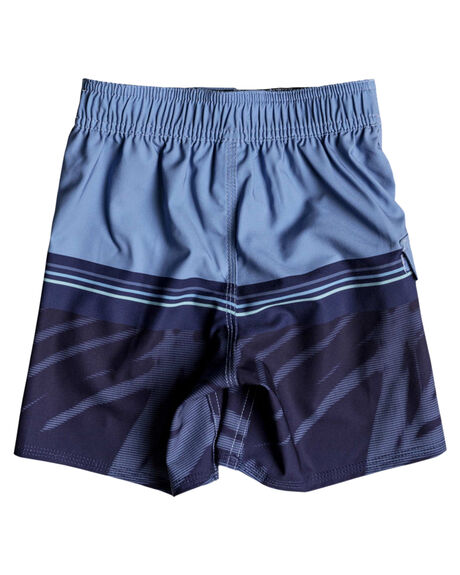MEDIEVAL BLUE KIDS BOYS QUIKSILVER BOARDSHORTS - EQKBS03185BTE6
