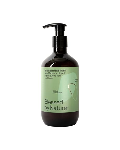 NATURAL HOME + BODY BODY BLESSED BY NATURE SKINCARE - BBN119