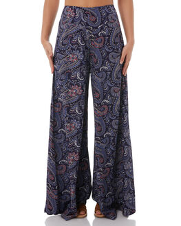 INDIGO WOMENS CLOTHING TIGERLILY PANTS - T385370IND