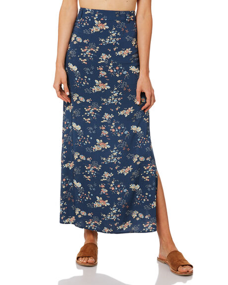 INDIGO WOMENS CLOTHING AFENDS SKIRTS - W191902IND