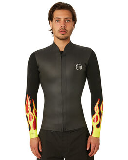 FLAME BOARDSPORTS SURF NARVAL WETSUITS MENS - NARUNT2FLAME