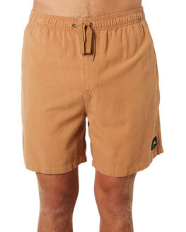CAMEL MENS CLOTHING RUSTY SHORTS - WKM0975CAM