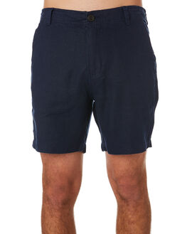 NAVY MENS CLOTHING ACADEMY BRAND SHORTS - 20S607NVY
