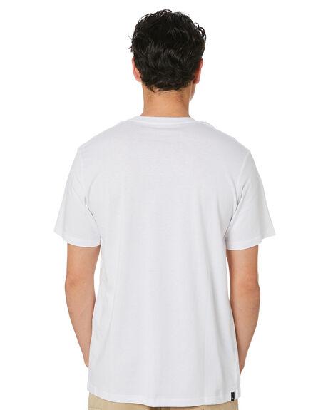 WHITE MENS CLOTHING RIP CURL TEES - CTEMC91000
