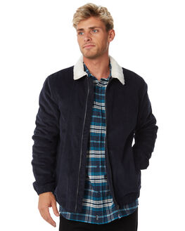 NAVY MENS CLOTHING DEPACTUS JACKETS - D5184383NAVY