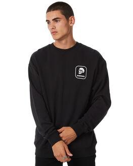 FLOYD BLACK MENS CLOTHING INSIGHT JUMPERS - 5000002533FBLK
