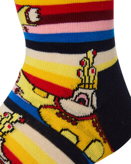 MULTI MENS CLOTHING HAPPY SOCKS SOCKS + UNDERWEAR - BEA01-2201MUL