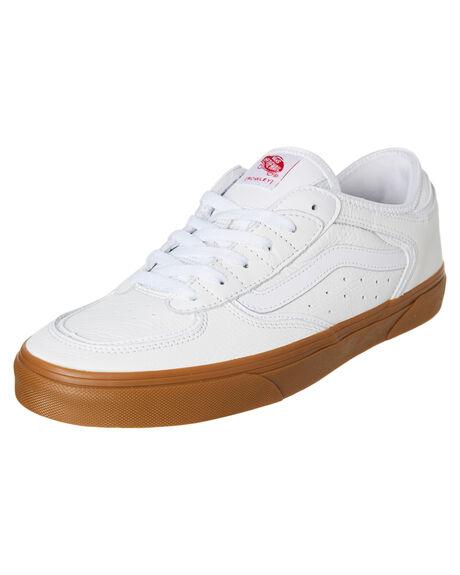 TRUE WHITE MENS FOOTWEAR VANS SNEAKERS - VNA4BTTTRKTWHT