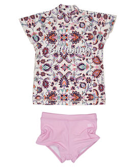 ORCHID HAZE KIDS TODDLER GIRLS BILLABONG SWIMWEAR - 5771012ORC